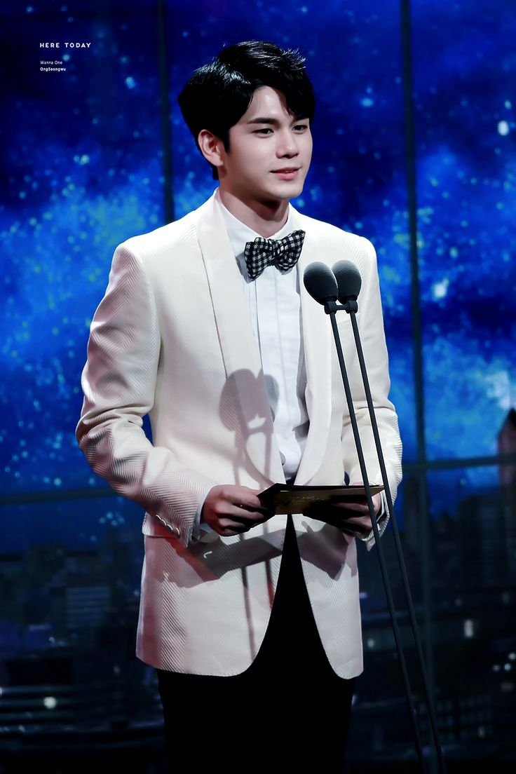 171230 Wanna One at SBS Entertainment Awards #Ong #MC
