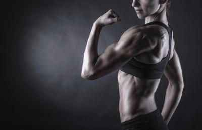 Female Bodybuilder Diet