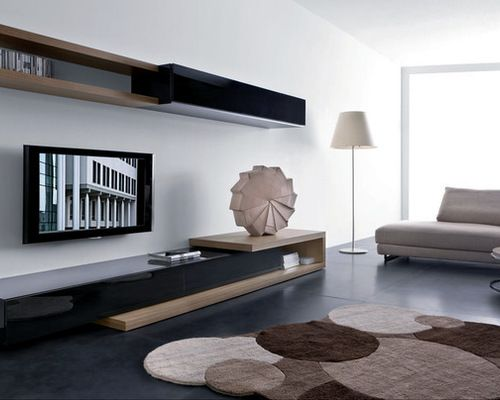 Tv Wall Units Home Design Ideas, Pictures, Remodel and Decor