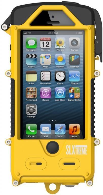 Snowlizard SLXtreme 5 Obudowa typ IP68 dla iPhone 5/5s solarna z baterią