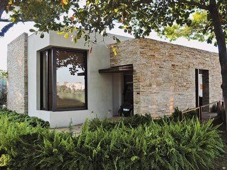 38 casas pequenas, mas muito confortáveis - #Casa #Arquitetura #Design