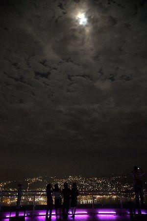 Nagasaki night view from Mt. Inasa, Japan 稲佐山からの長崎夜景