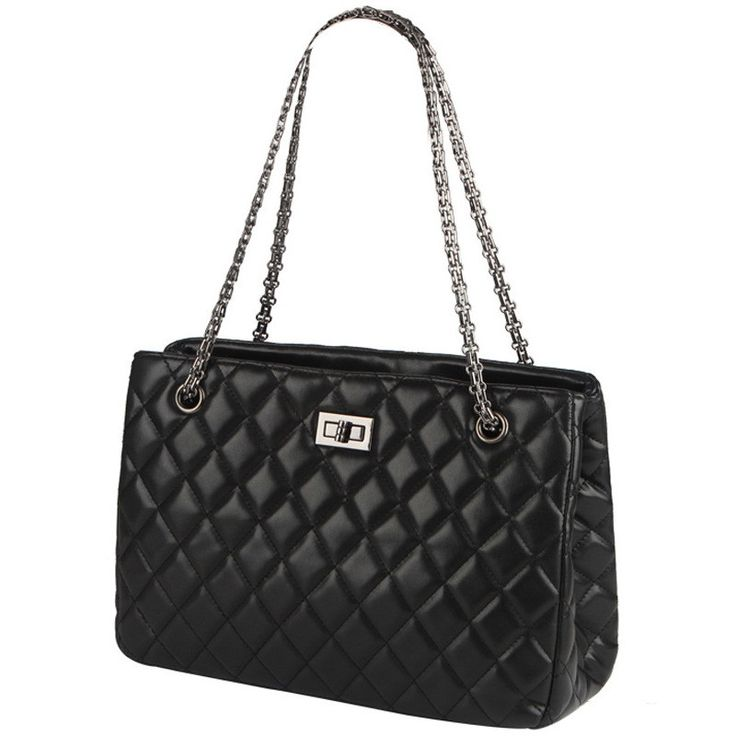 LUXURY LINGLE HANDBAGS!!   Find More Top-Handle Bags Information about Woman handbags with chains fashion shoulder bags for girls handbag designers brand high quality leather bag women messenger bags,High Quality chain knitting,China bag game Suppliers, Cheap chain heart from Shenzhen Idea Fashion Bags Co., Ltd on Aliexpress.com