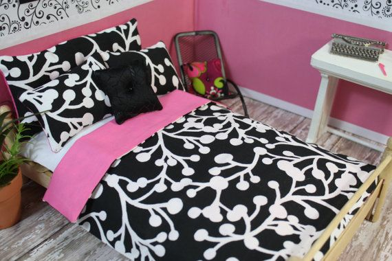 276 Best Barbie Doll Bedroom And Bedding Images On