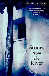 Stones From the River is about a woman named Trudi Montag who has dwarfism. The book chronicles her life in a village in Germany in the years before, during and after World War II.