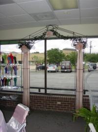 Wedding arch rental place