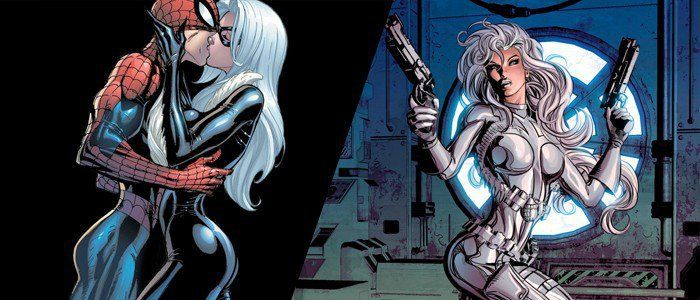 Rumor #'Silver and Black Could Launch an All-Female 'Spider-Man Universe Team #SuperHeroAnimateMovies #black #could #female #launch