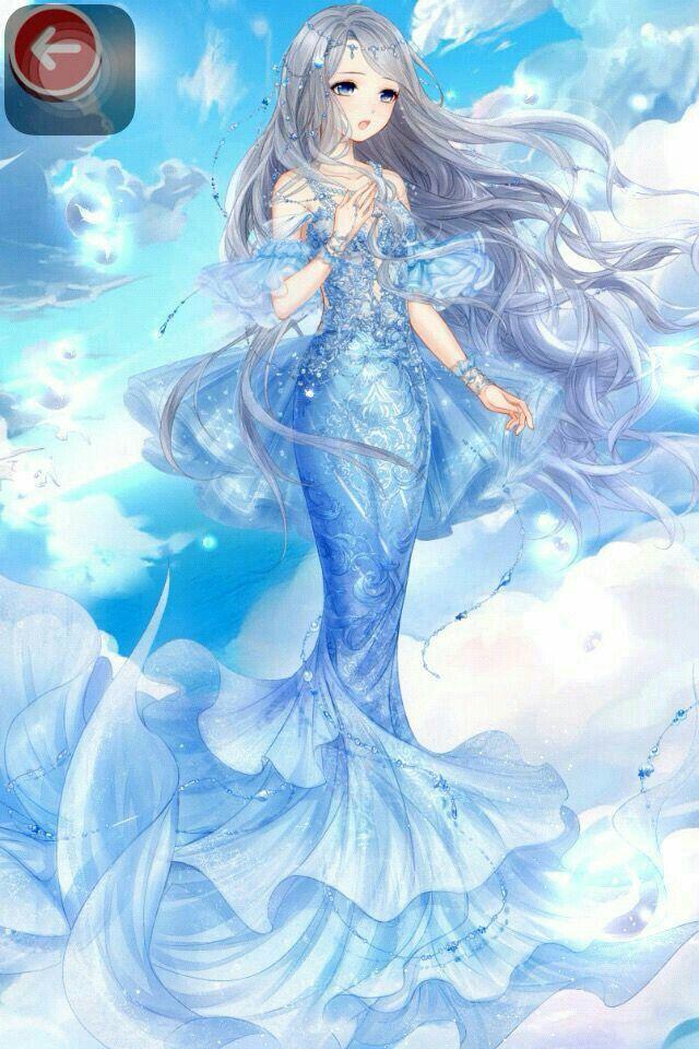 Pin By Mery Tae Tae 7 On Anime Nashh Anime Mermaid Anime