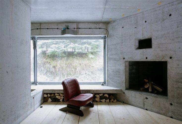 Hut on Fichtelberg – Hutznhaisl