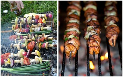 Looking to throw an outdoor #party for your family and friends to enjoy? Read our blog for ideas to bring your party outdoors this #summer!
