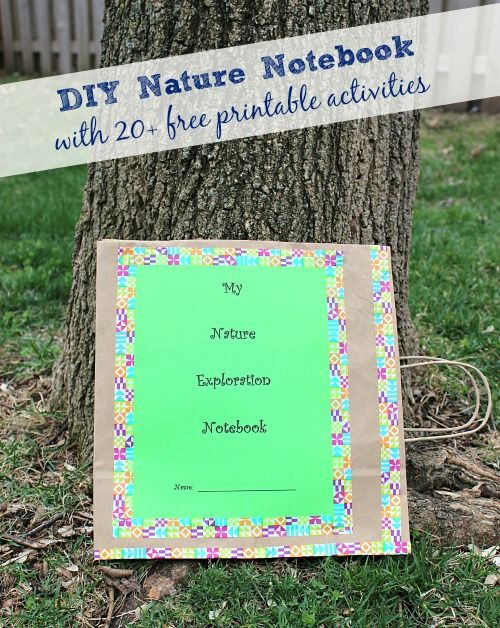 Explore and Write About Nature