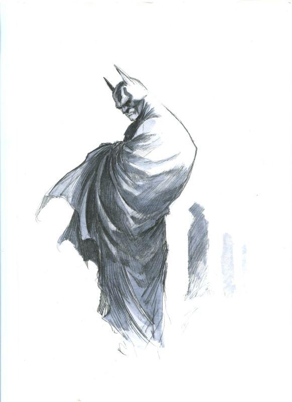 Batman by Pepe Larraz Comic Art
