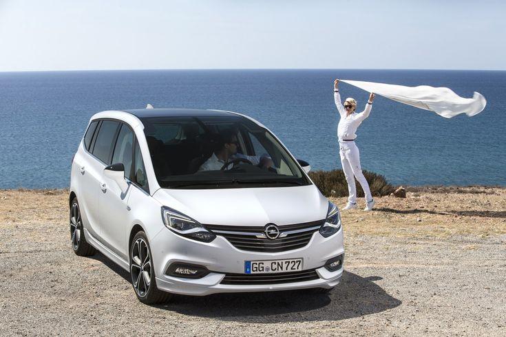 2017 Neue Opel Zafira Tourer Technische Daten