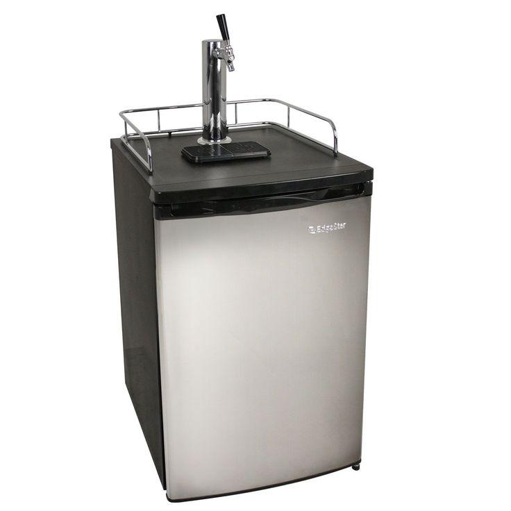 EdgeStar Full Size Kegerator And Beer Dispenser Sold By Living Direct  (EdgeStar Full Size