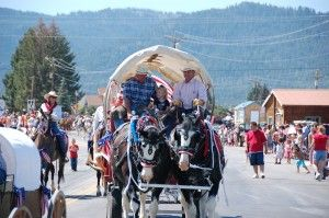 jackson hole 4th of july parade 2012