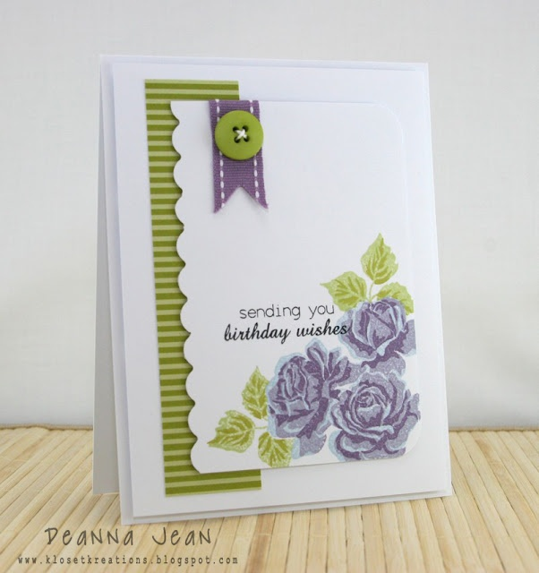 17 Best images about Retired2015SUStippled Blossoms – Pinterest Stampin Up Birthday Cards