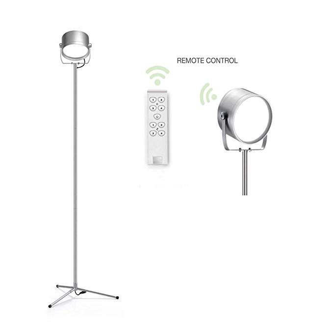 Oxyled Floor Lamp Remote Control Led Floor Light Dimmable Standing