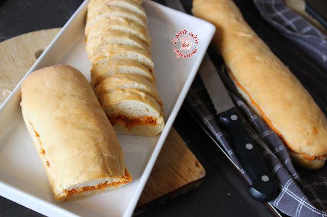 La petite cuisine des chafouineries: Préfou au beurre de chorizo
