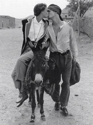 Aldo Fallai for Giorgio Armani, Marocco 1993