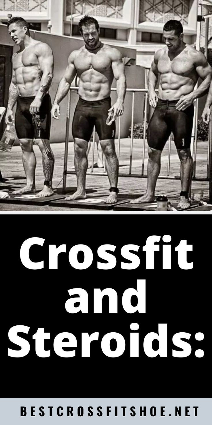 Crossfit and Steroids A Big Problem at the CrossFit Games