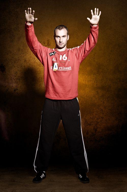 Thierry Omeyer - French Handball Team