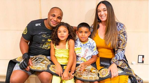 """STRENGTH FIGHTER™: UFC Heavyweight & LightHeavyweight Champion """"DC"""" D..."""