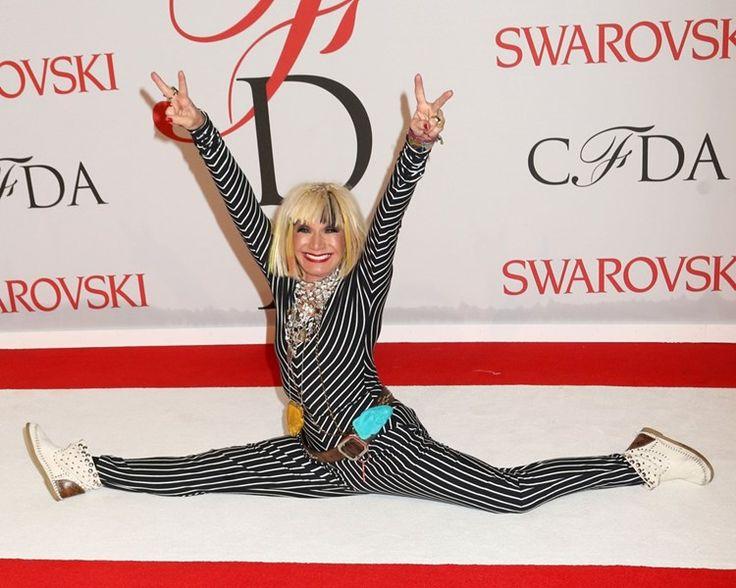 Sterren blinken op rode loper van de 'Oscars van de mode' - De Standaard: http://www.standaard.be/cnt/dmf20150602_01710503?_section=60281999