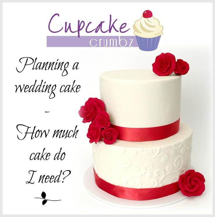 Cupcake Crumbz - Adelaide Hills Cakes and Cupcakes | Planning a wedding cake - How much do I need?