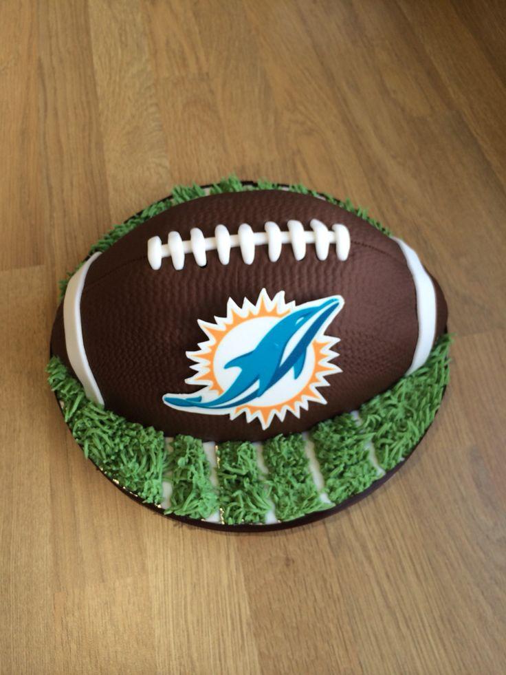 1000 Images About Nfl Cakes On Pinterest Denver Broncos