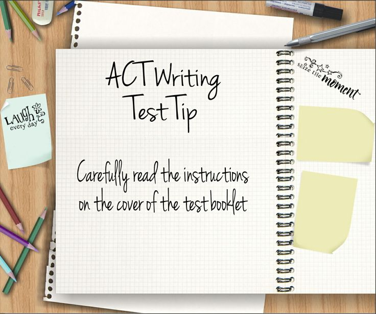 act writing test Learn what score you'll need to get on the act writing test in order to get into different types of colleges  what's a good act writing score.