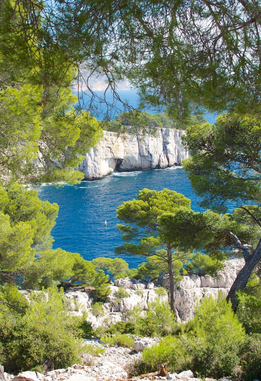 Calanque de Port-Miou, Cassis, Bouches du Rhône, Provence, France