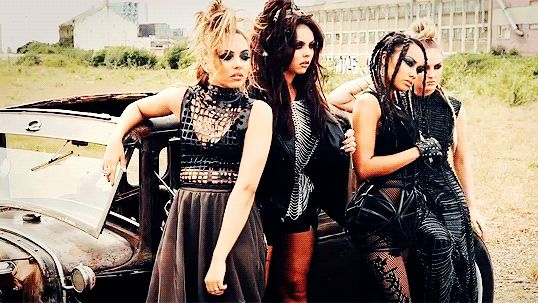 """""""Which Little Mix Get Weird song Are You"""" I got Grown take the quiz (but only if you want to) and find out which song off of LM's album (Get Weird) you are"""