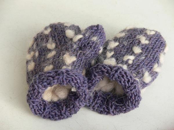 Knitting Pattern For Thrum Mittens : Free Thrummed Mittens Knitting Pattern Dog Breeds Picture