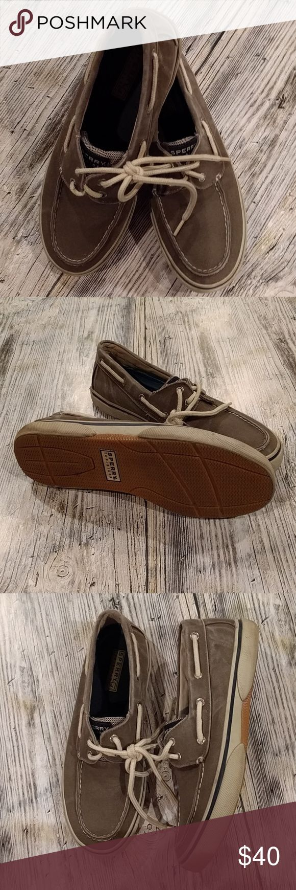 MENS Sperry Top-Sider Men's Sperry Top-Sider  excellent condition like new Size 9 Sperry Top-Sider Shoes Boat Shoes