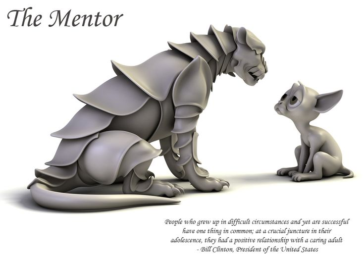 how to find the right mentor