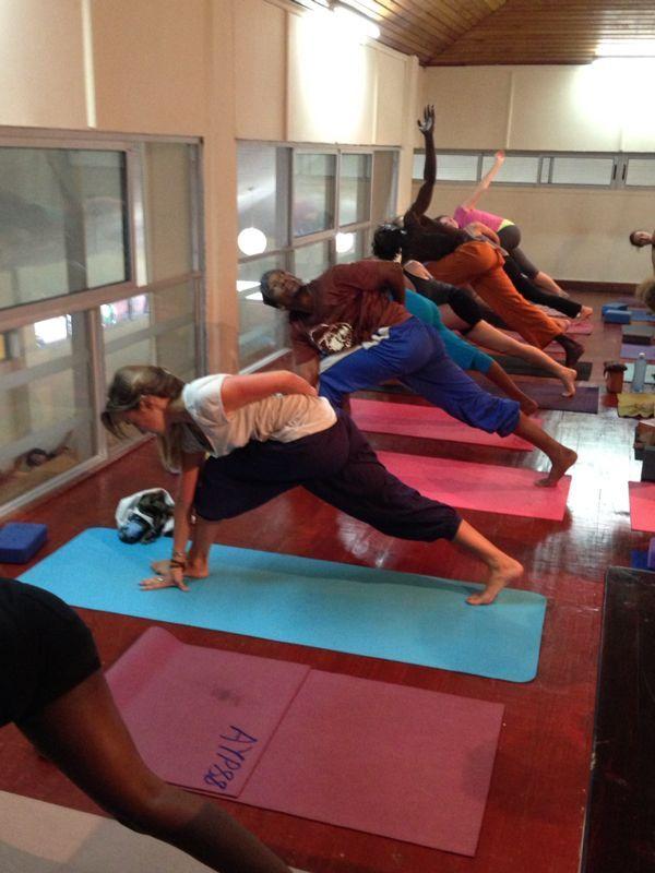 África Yoga Centre