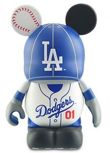 Dodgers and Disney