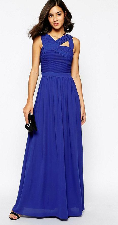 157 best Blue Dresses images on Pinterest Blue dresses Wedding