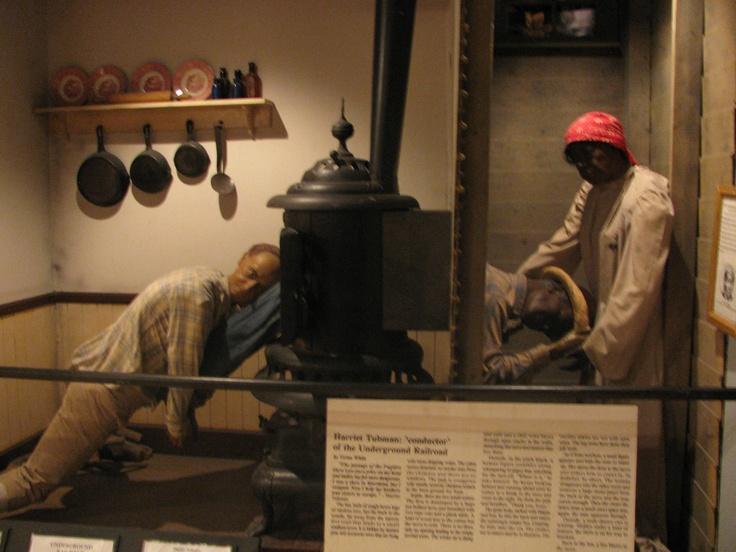 Underground Railroad W Harriet Tubman Combined Studio