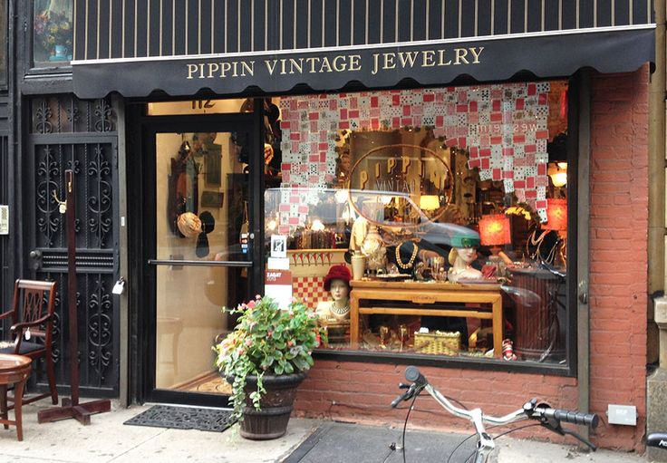 New York City vintage guide   Storms Magasin