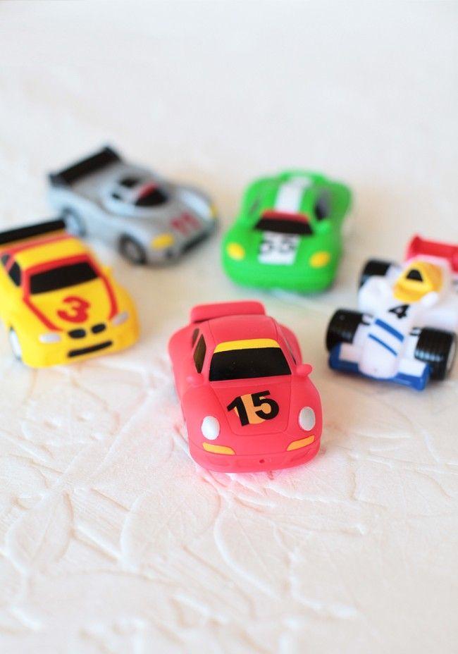 Race Car Party Squirtie Set | Modern Vintage Children