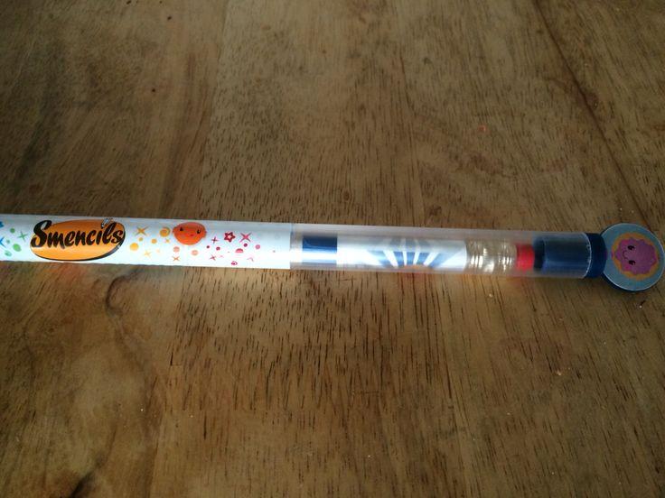 Smencil smelly pencil fundraiser. Before Valentine's. $1