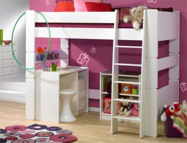 les 25 meilleures id es de la cat gorie lit enfant sureleve sur pinterest lit sur lev lit. Black Bedroom Furniture Sets. Home Design Ideas