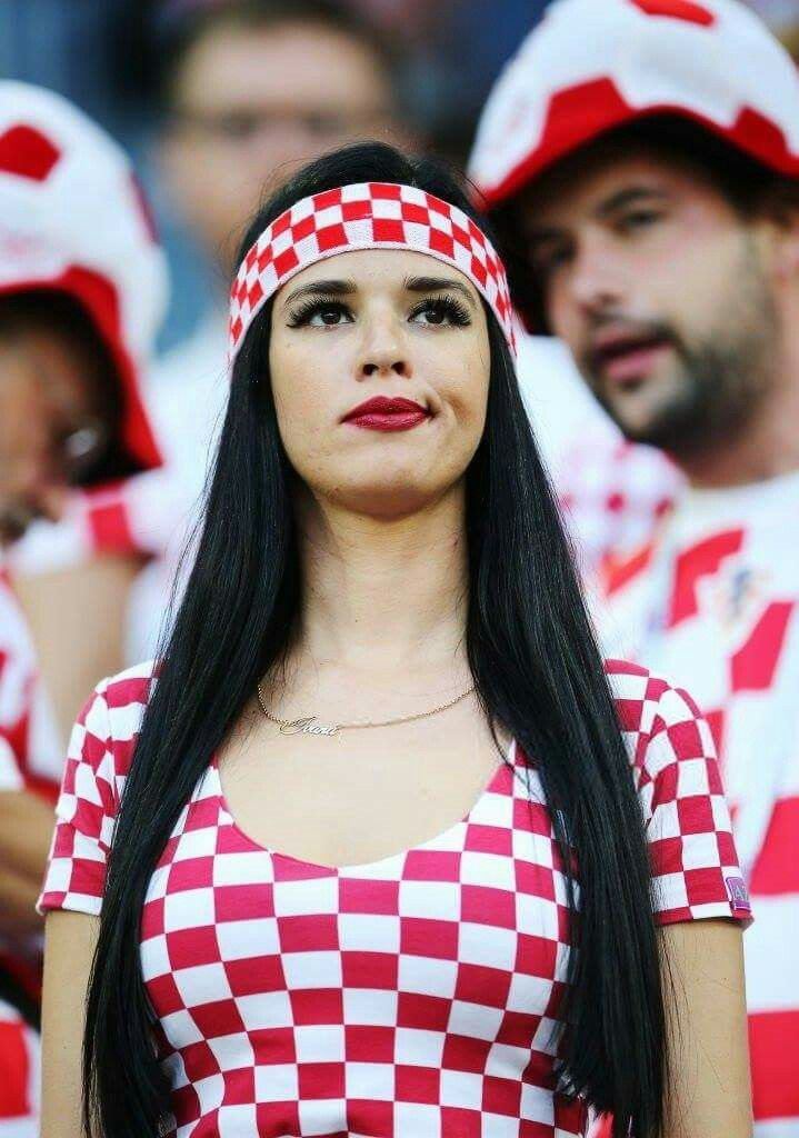 Think, you World cup fans hot girls talk