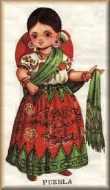 Resultado de imagen para adelita mexicana traje
