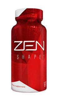 With African mango seed extract, green tea leaf extract, and raspberry keytones, ZEN Shape™ fights sugar cravings while controlling hunger. Featured in Forbes Magazine as one of the most effective weight loss supplements on the market, African mango seed extract has been turning heads internationally. In fact, to get the kind of nutrients ZEN Shape™ offers, you'd have to eat 90 pounds of fruit. Meticulously developed, ZEN Shape™ was made to prepare the body for fat loss.