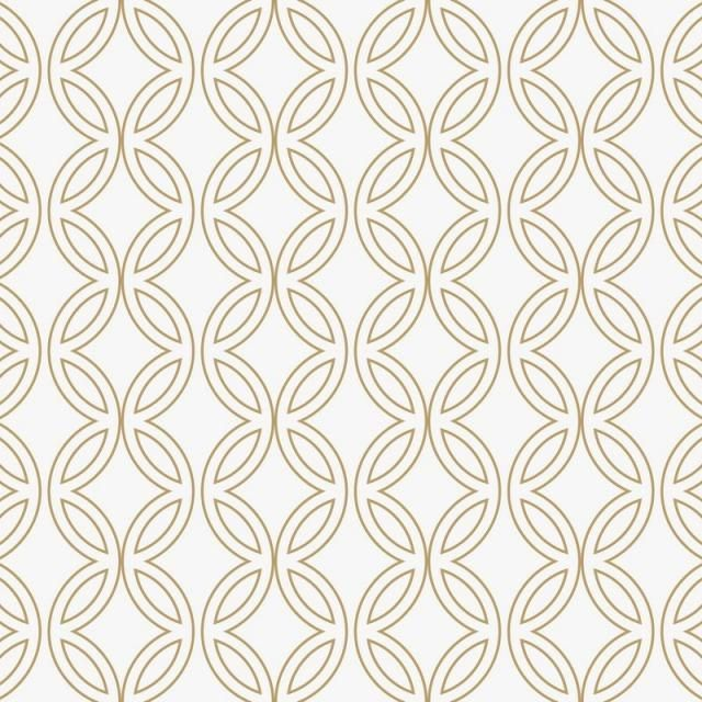 Geometric Seamless Pattern With Line Modern Minimalist Style