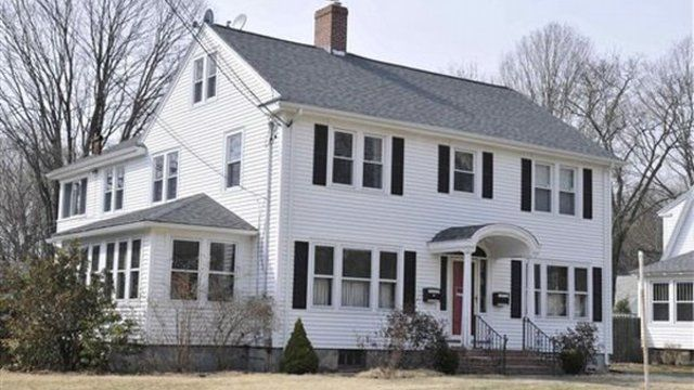 House from Haunting in Connecticut