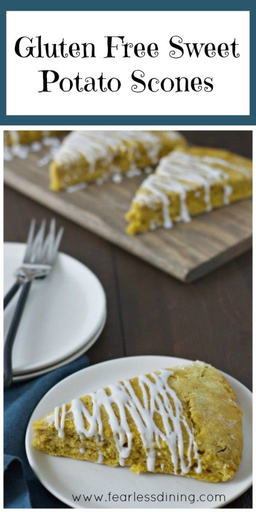 ... Free Sweet Potato Scones   Gluten Free Sweets, Scones and Gluten free