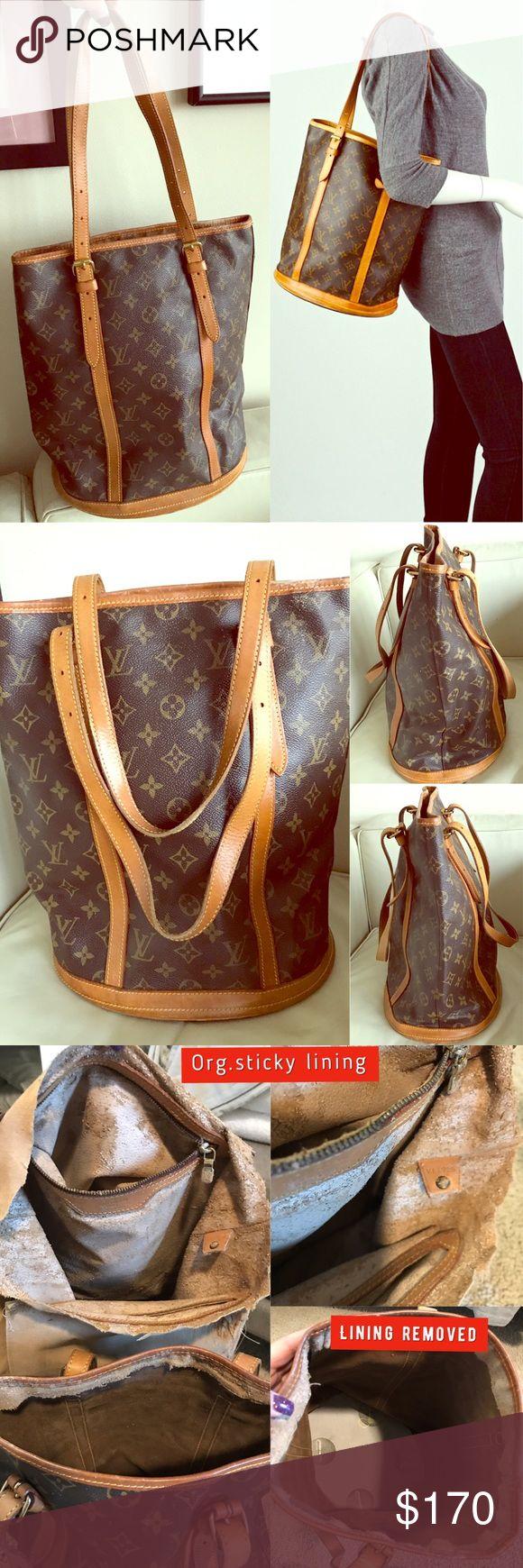 Auth neverfull Ok Louis Vuitton Bags Shoulder Bags